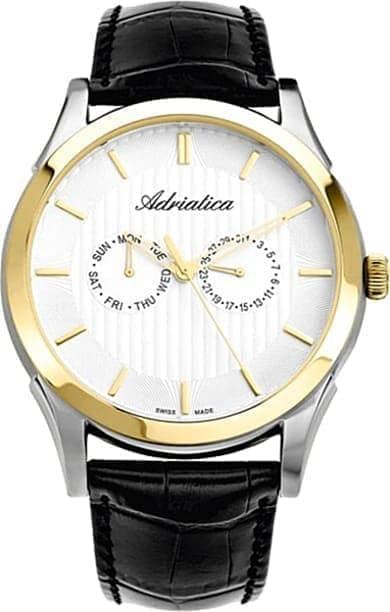 Купить наручные часы Adriatica A1191.2213QF