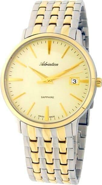 Купить наручные часы Adriatica A1243.2111Q