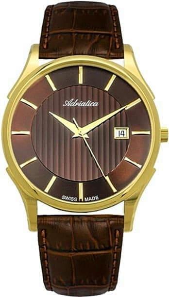Купить наручные часы Adriatica A1246.121GQ