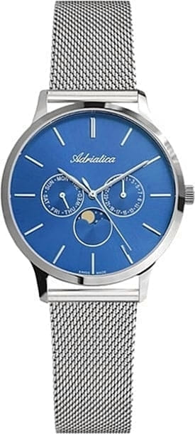 Мужские часы Adriatica A8262.1115QF Мужские часы Gryon G-101.21.33